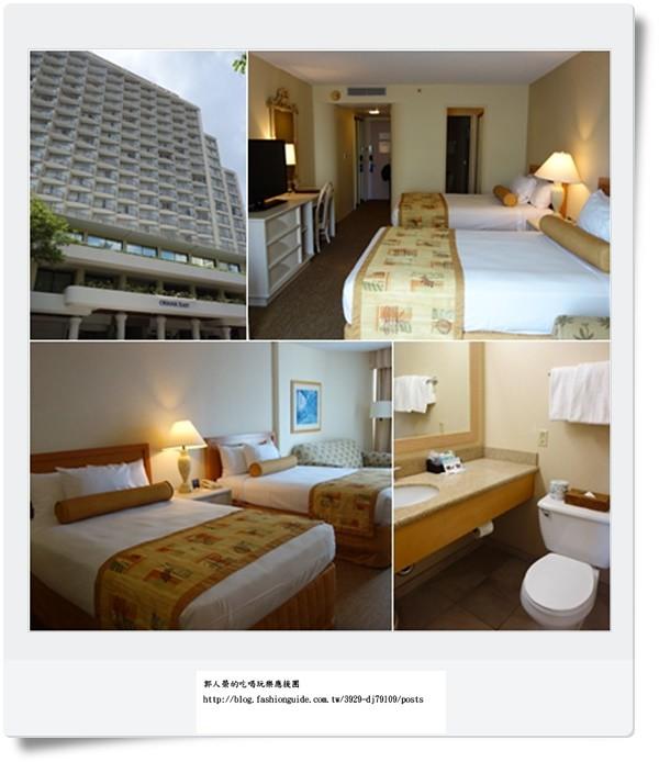 (住宿 夏威夷 歐胡島) Ohana East Hotel (東方大家庭酒店) ~ 交通位置絕佳的平價商旅