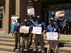 The City of Johannesburg condemns killing of police officers #stopkillingourpolice ^NB