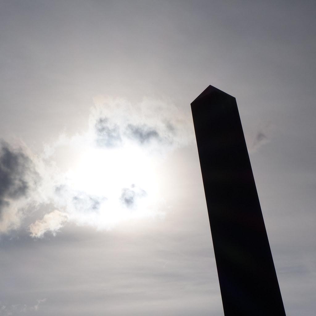 Black obelisk, redux