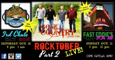 Gone Country 10-10, 10-11-15