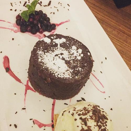 Mr Lover Lava #kravecafe #desserts #halalsg #sghalal