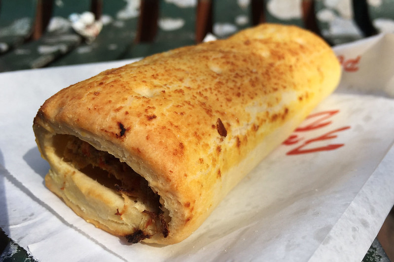 Sausage roll, St Leonards Bread & Cakes