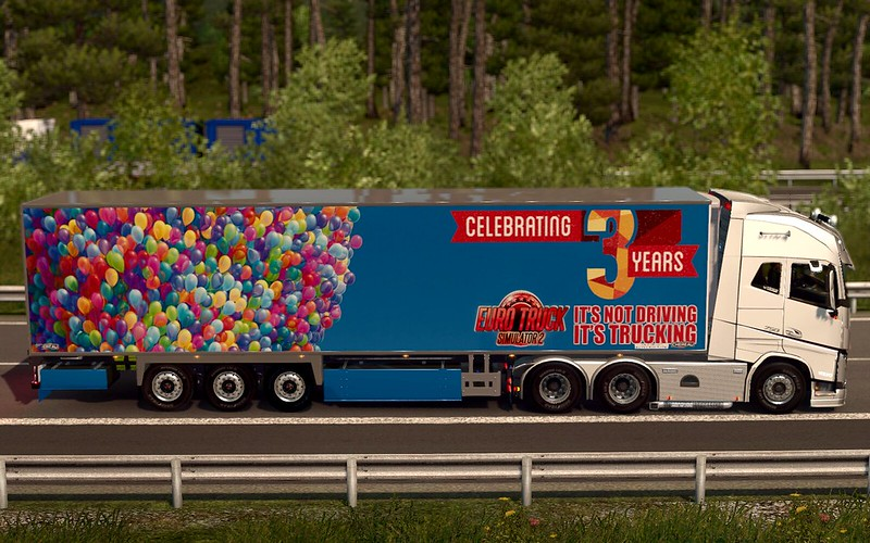 Im A Little Late But Happy Birthday ETS 2 And Thank You SCS
