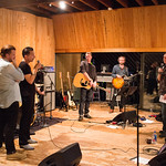 Thu, 22/10/2015 - 5:08pm - Dave Gahan teams up with Rich Machin and Ian Glover with an audience of WFUV Members at MSR Studios in New York City. October 21, 2015. Hosted by Russ Borris. Photo by Gus Philippas/WFUV