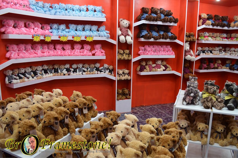 Teddy Bear Museum, Pattaya, Thailand #AirAsia