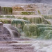 Mammoth Hot Springs Close  Up by Jerry Fornarotto