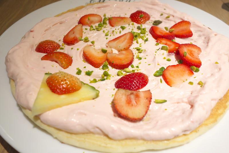 モエナカフェ MOENACAFEのパンケーキ