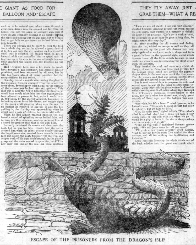 Walt McDougall - The Salt Lake herald., August 28, 1904, Last Edition, Section Three, Image 23