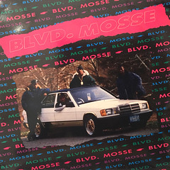 BLVD. MOSSE:ALL PRAISES DUE TO OUTSTANDING(JACKET A)