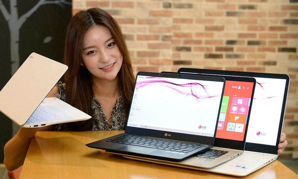 LG전자, 초경량 프리미엄 노트북 '그램' 시리즈 누적 30만 대 돌파