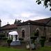 Northeast side, San Joaquín de Flores catholic church