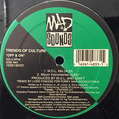 TRENDS OF CULTURE:OFF & ON(LABEL SIDE-B)