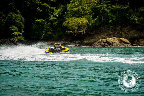 Jet Skiing Tour in Costa Rica