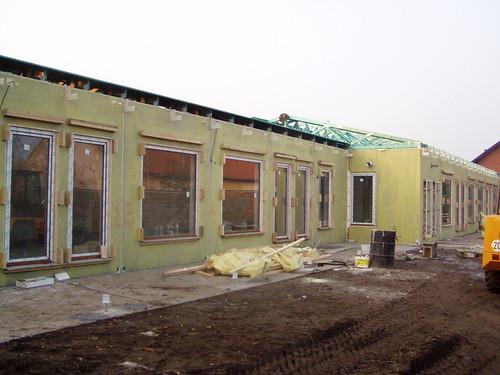 2011 - Stavba školky