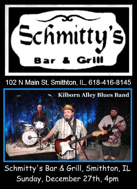 Schmitty's Bar & Grill 12-27-15