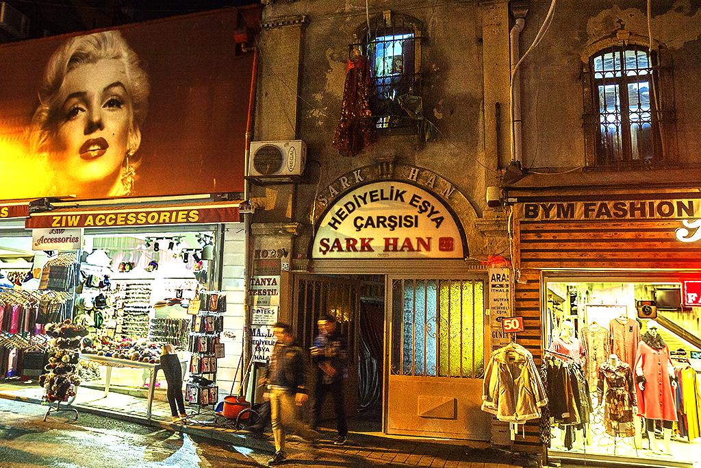 Marilyn Monroe--Istanbul