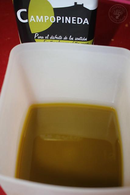 Crema de alcachofa granizado aove www.cocinandoentreolivos.com (26)
