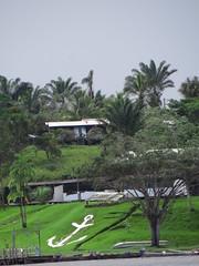 Le long du Maroni, côte Surinamaise