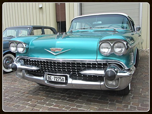 Cadillac Sixty-two Coupe, 1958
