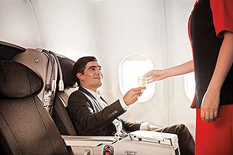 Avianca servicio Clase Ejecutiva A330-200 (Avianca)