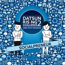 Datsun Rising Chalenge 2