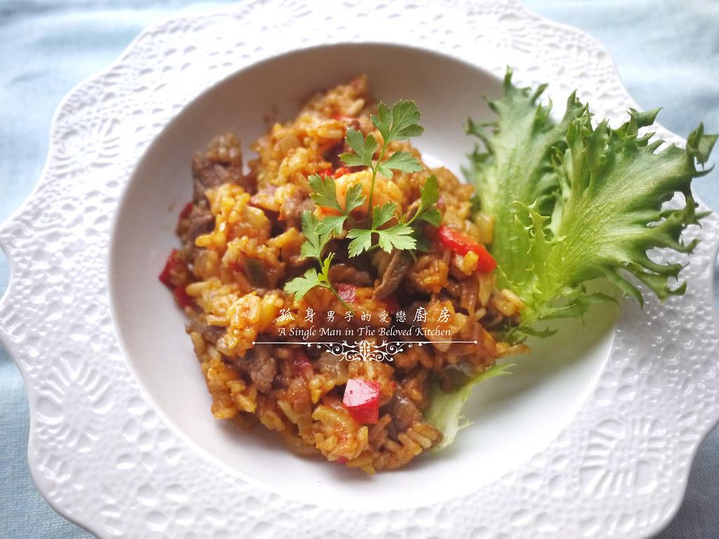 孤身廚房-Jambalaya什錦飯──美國南方多元風情文化融合的經典料理38