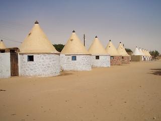 Sudanese houses