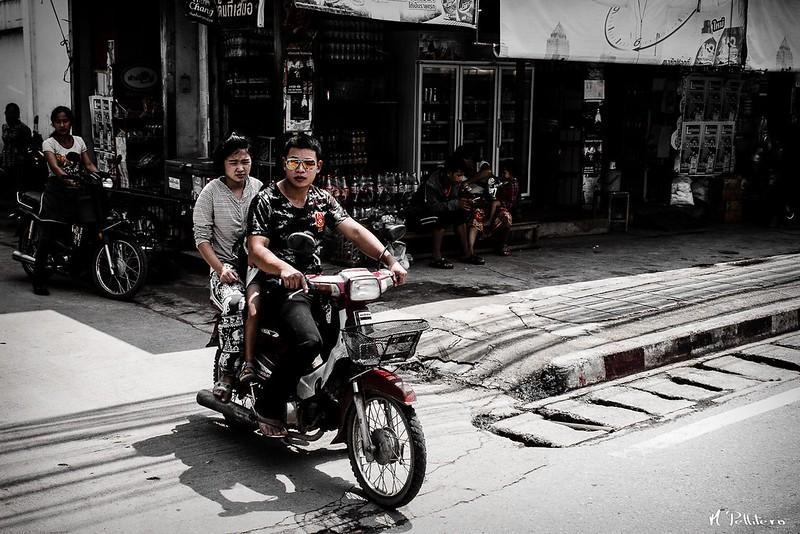 Subete a mi moto