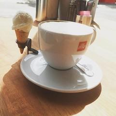 Koffie met IJs!