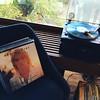 Cooking breakfast withRod Stewart #hantzhouse #vinyl