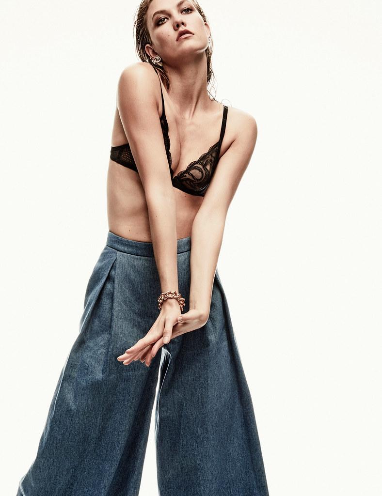 Карли Клосс — Фотосессия для «Vogue» MX 2016 – 15