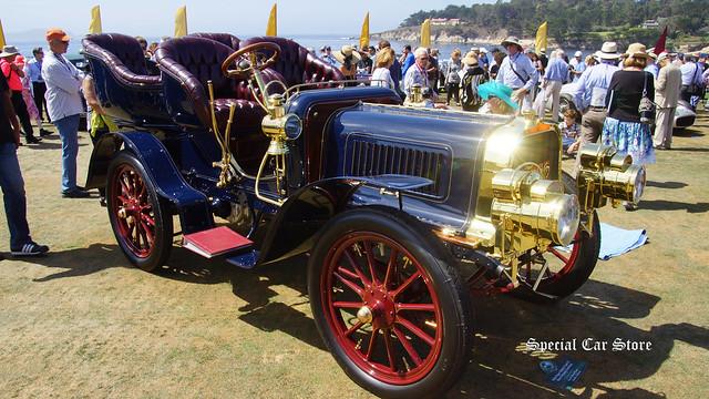 1904 Pope-Toledo Type IV Rear Entrance Tonneau