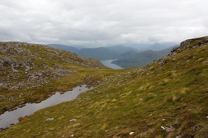 Towards Loch Treig