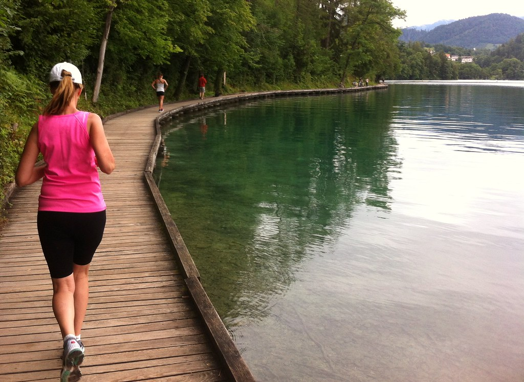 Lake Bled Running Trail