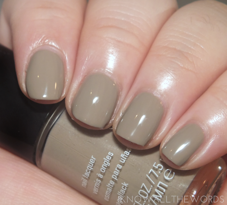Mary Kay City Modern Collection Nail Lacquer gallery gray