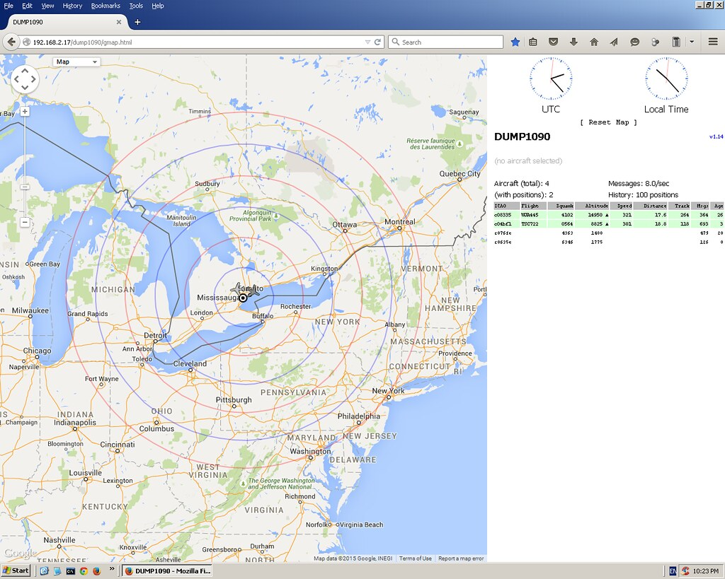 ADS-B DIY Antenna | Page 185 | Plane Finder Forum