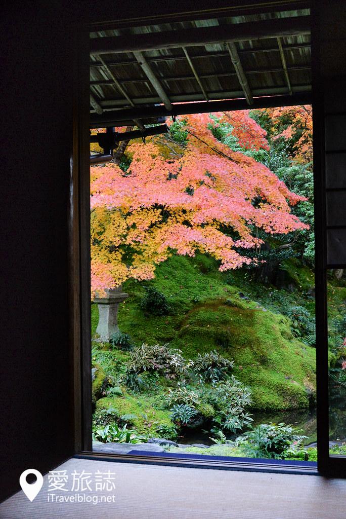 京都賞楓景點 琉璃光院 29