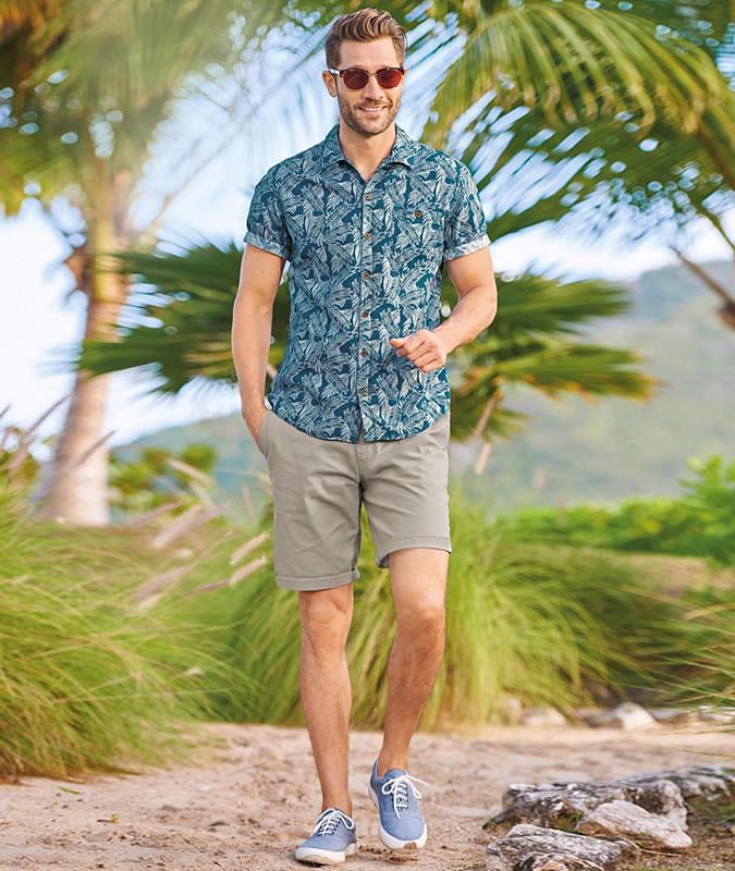Cách chọn lựa đồ mùa hè thêm năng động cho các quý ông