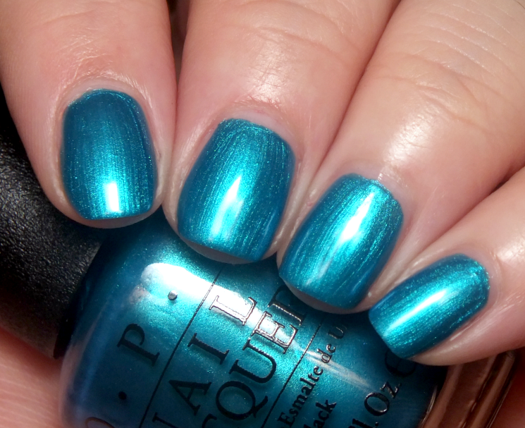 OPI Venice Collection Venice the Party