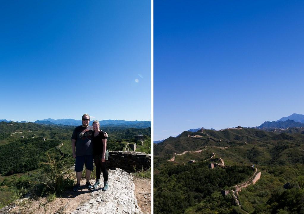 Vores tur til Den Kinesiske Mur