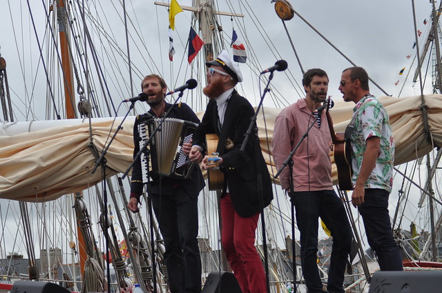 Croche Dedans & Wellington Sea Shanty Society by Pirlouiiiit 14082015