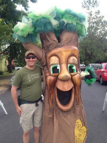 garry oak and friends