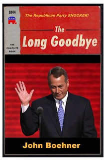 John Boehner: The Long Goodbye