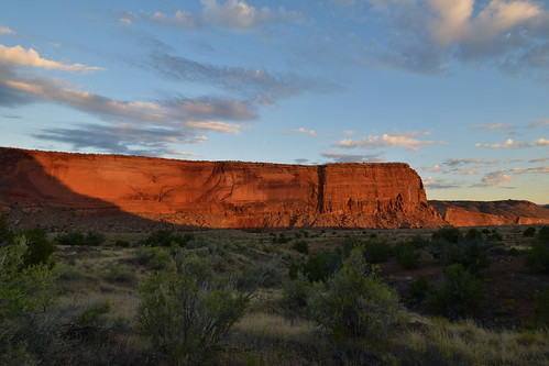sunrise utah sandstone coloradoriver holidayriverexpeditions westwatercanyontrip