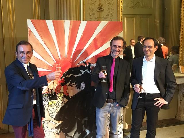 Lancement Corto Maltese