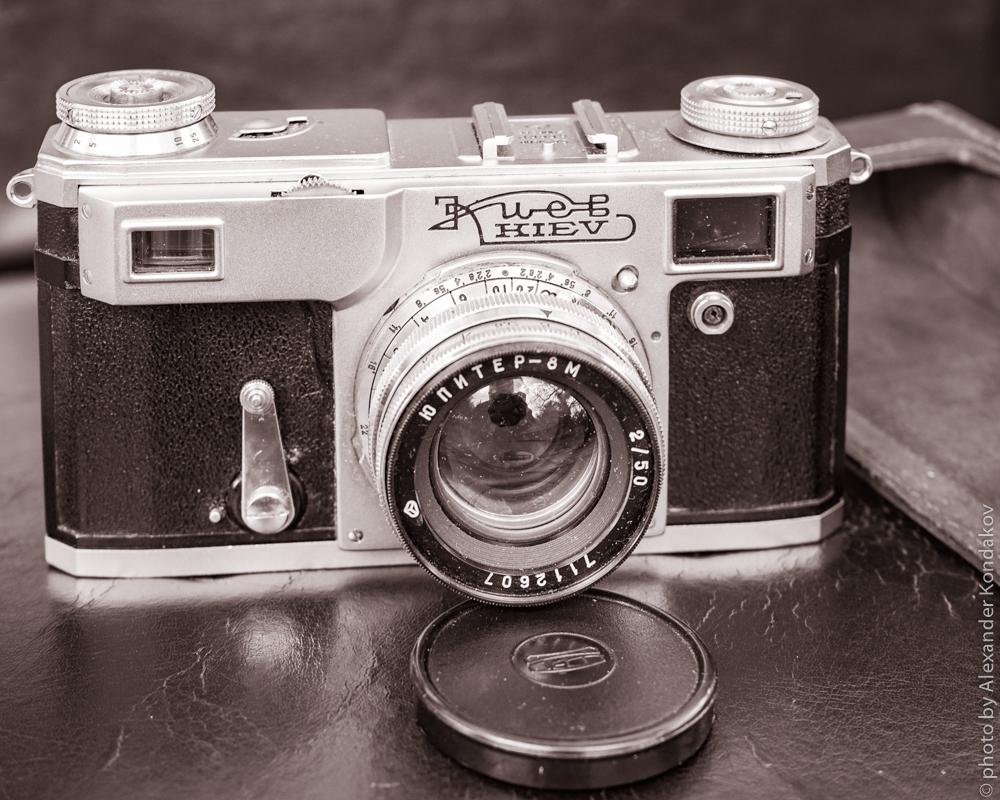 camera Kiev-4A
