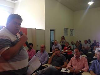 Encontro de pré-candidatos do Solidariedade em Piracicaba