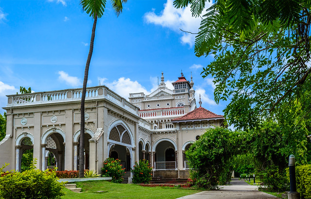 Aga Khan Palace front view