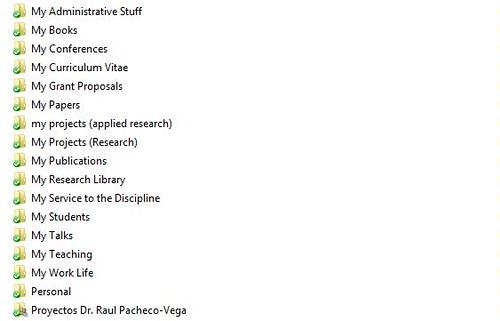 Organizing PDFs