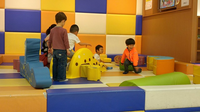 Parco department store playground!